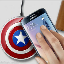 QI Wireless Charger Charging Dock For Samsung Galaxy S6/S6 Edge/S7/S7 NOTE 5