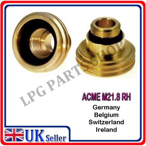 GPL ESSENCE M21.8 tous Point De Remplissage Adaptateur Set de Royaume-Uni à toute l/'Europe Baïonnette