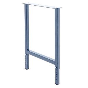 Werktisch-Tischgestell-Seitenteil-Tischbein-Packtisch-Tisch-Werkbank-Gestell