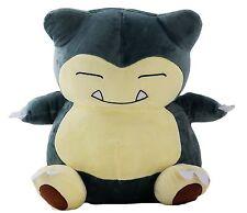 Large Snorlax Plush 12 Inch Tall - Jumbo Size Pokemon Plushie 12''