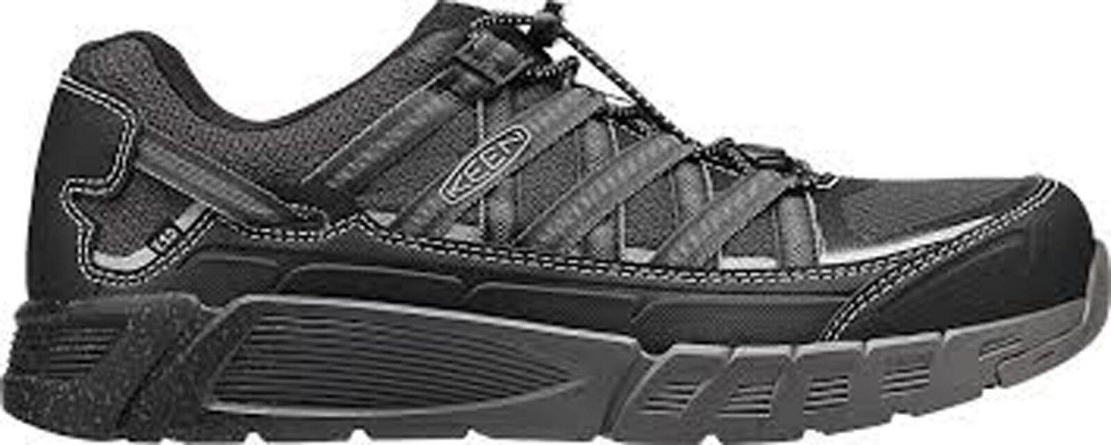 New KEEN Utility Aluminum Toe 1017070 Wedge Sole Work Schuhes 1017070 Toe men's sz 11 6d9cdb