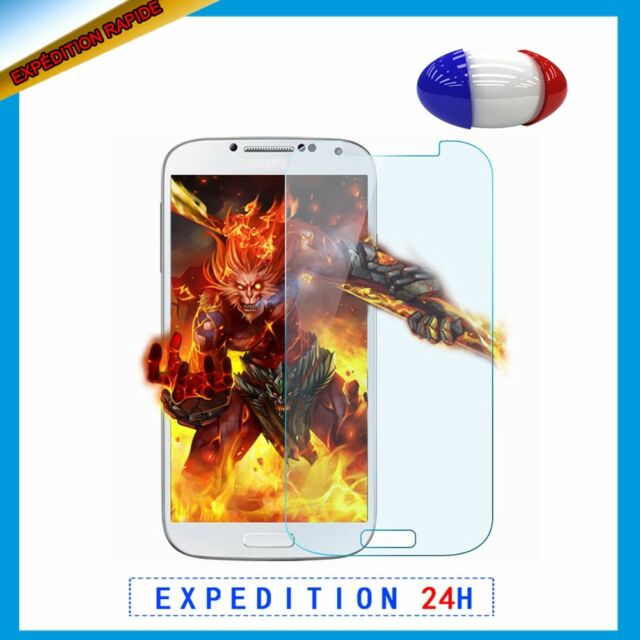 Protection Film en Verre Trempé 9H pour Samsung Galaxy S4 i9500 i9505