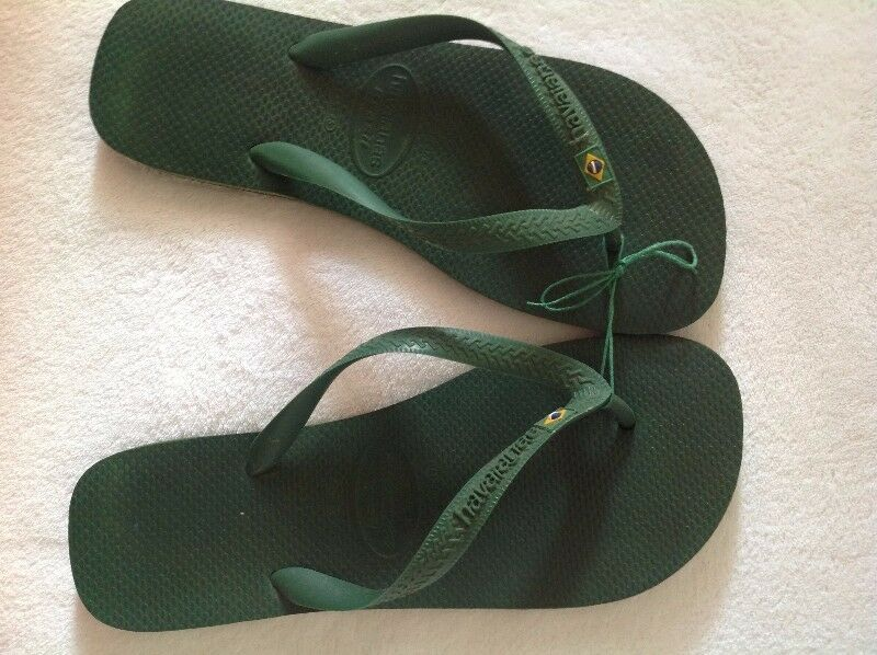 787af6e6c Havaianas Brazil Amazonia - just this one pair for sale