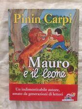 Mauro e il leone - Pinin Carpi - Piemme 2014