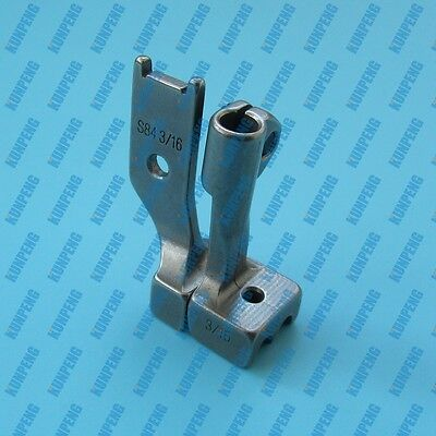 """1//2/"""" Welting Piping Cording Feet  Fit Consew 206RB Singer 111W,Walking Foot"""