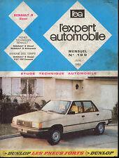 RTA revue technique automobile N° 199 RENAULT 9 R9 DIESEL
