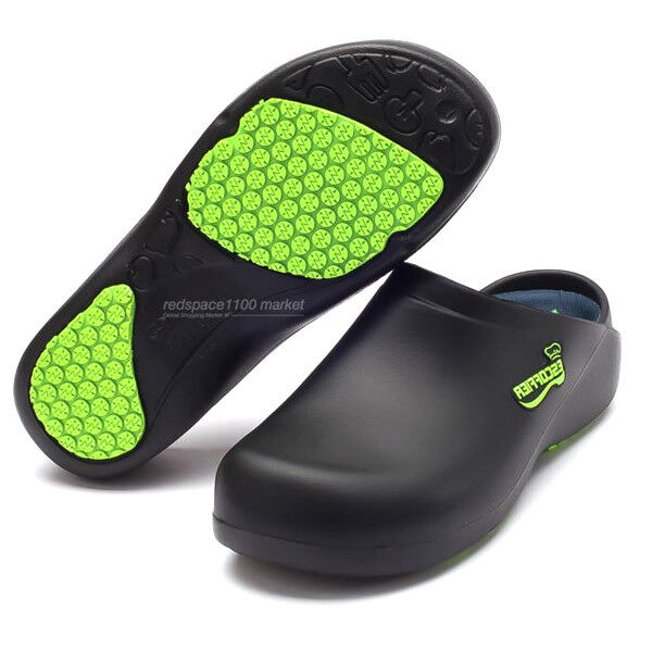 Men Chef shoes Nonslip Kitchen shoes Safety shoes Cook Culinary School shoes