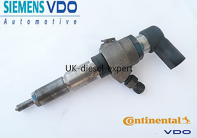 INYECTORES PEUGEOT CITROEN FORD 9649574480 1.4 TDCi HDi