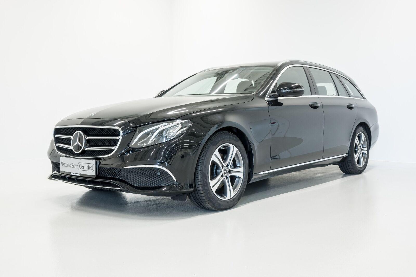 Mercedes E220 d 2,0 stc. aut. 5d - 539.900 kr.