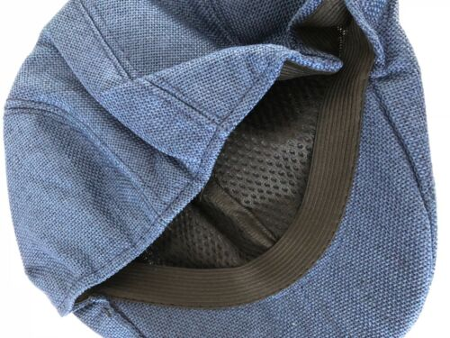 Men Women Retro Fashion Faux Linen French Newsboy Cabbie Artist Hat Cap Beret