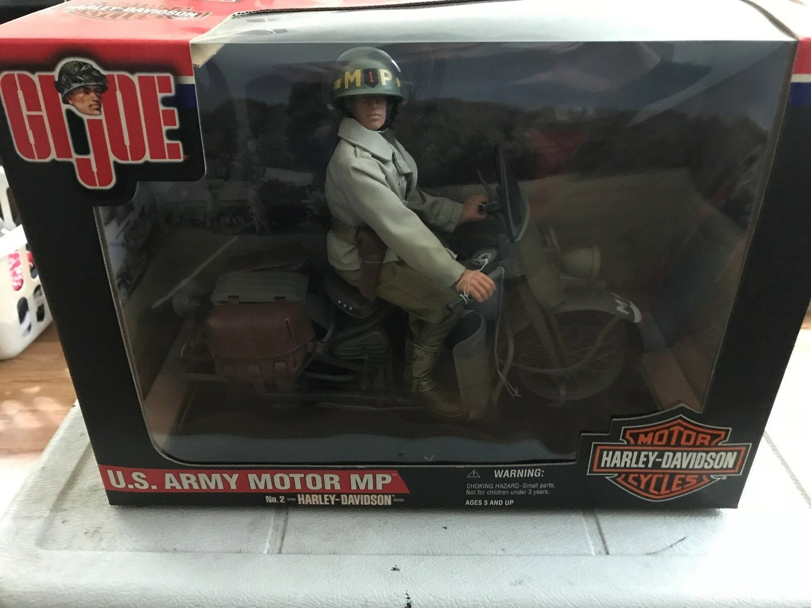 GI JOE US Army MP