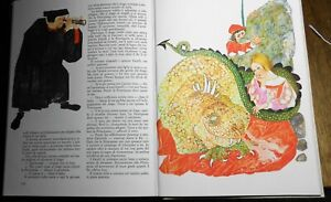 GRIMM-Fiabe-illustrate-da-Benvenuti-cm-29-x-21-Jorinda-Hansel-Gretel-Raperonzolo
