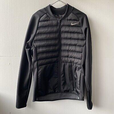 Nike Golf Men's Jacket S Aeroloft HyperAdapt Black Puffer ...
