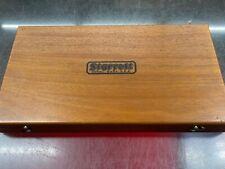 Starrett Wood Case Only For 445dz 6rl Micrometer Depth Gauge Last One