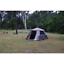 COLEMAN-INSTANT-UP-SILVER-6P-TENT-FULL-FLY-6-PERSON-INCLUDES-FAN-WITH-LIGHT thumbnail 4
