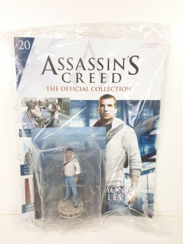 Assassin/'s Creed Hachette officiel collection-numéro 20-Desmond Miles