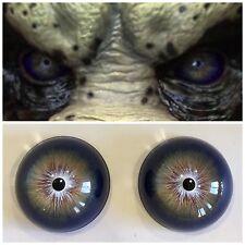 Alien Hunter Predator GLASS EYES for Prop Mask Replica Bust Statue 1:1 Scale