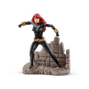 Schleich-Marvel-Black-Widow-Figure-NEW-Collectible-Toys