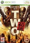Xbox 360 Game - Army of Two The 40th Day