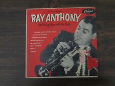 Ray Anthony The Young Man with the Horn EP Capitol 2 record set EBF-373