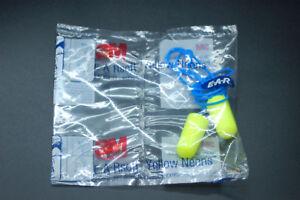 3M-E-A-Rsoft-Bouchons-d-039-oreille-en-mousse-neons-jaune-33db-1-5-10-50-Paires