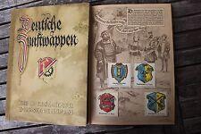 7794b AURELIA Zigaretten Bilder Album DEUTSCHE ZUNFTWAPPEN Zünfte Arbeit 1933