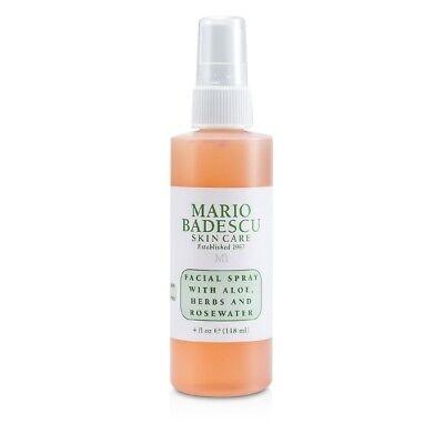 Mario Badescu Facial Spray With Aloe, Herbs & Rosewater - For All Skin 118ml