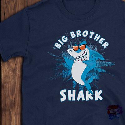 GRANDPA SHARK BABY SHARK T SHIRT DOO DOO DOO VIRAL SONG GIFT