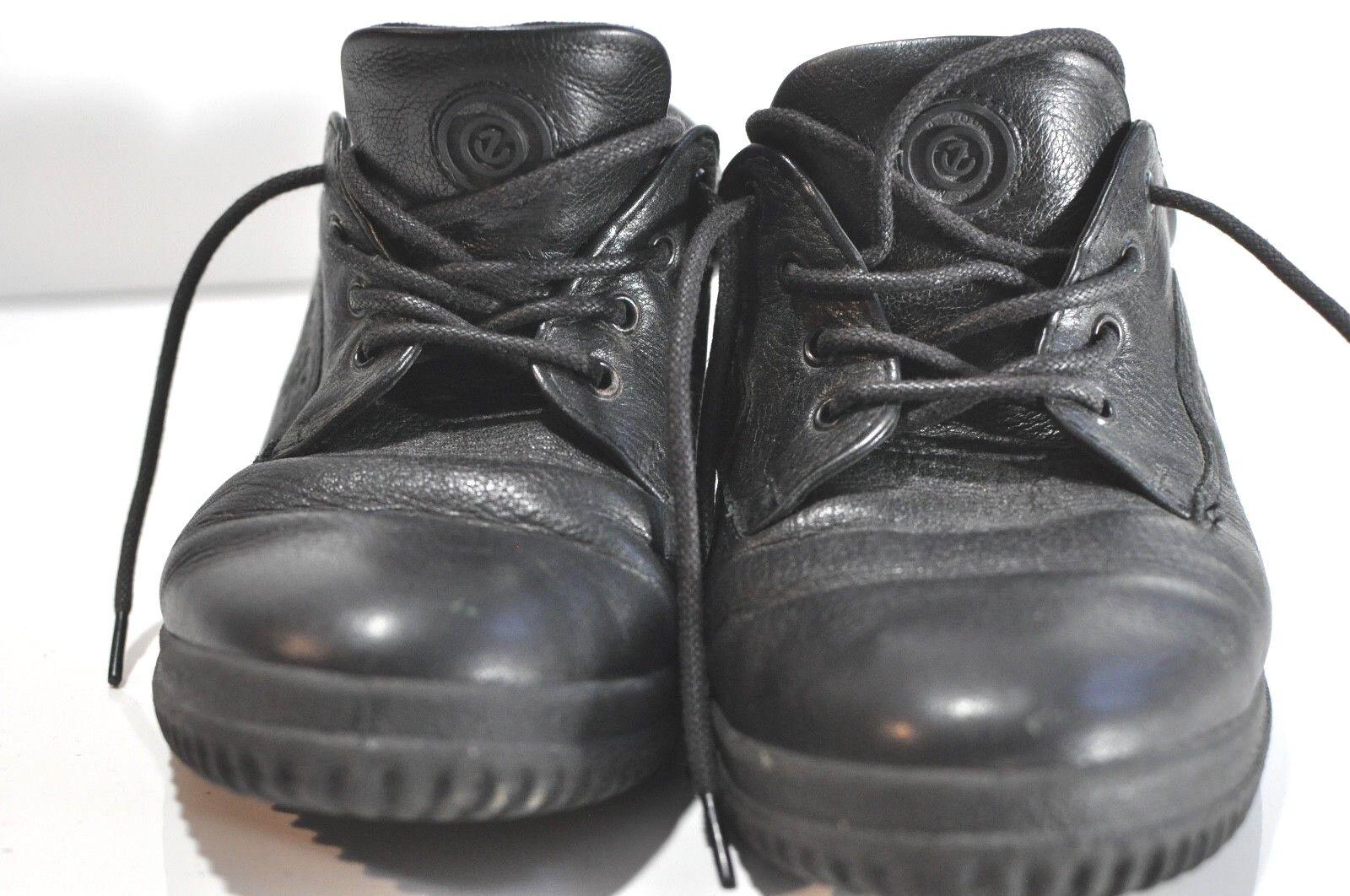 Ecco para Mujer de de de Cuero Suave Zapatos Talla 39 c2541d