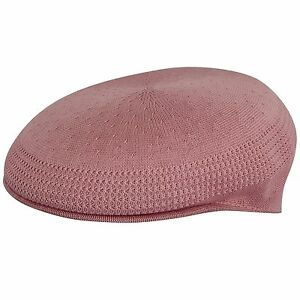 KANGOL Hat 504 Tropic Ventair Flat Summer Cap 0290BC Quartz Pink ... 7a5be99c95b