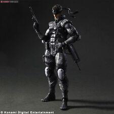 Metal Gear Solid Play Arts Kai Figure LE 25th Anniversary Square Enix NEW RARE