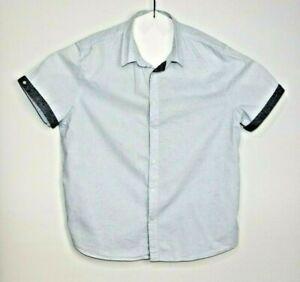 Urban-Jeans-Co-Men-039-s-Short-Sleeve-Shirt-Size-XXL