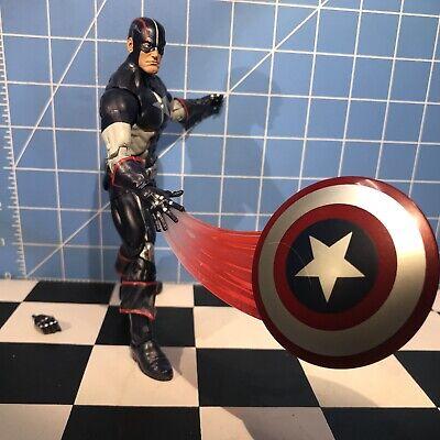 "Civil War SECRET WARS Loose 6/"" Figure Hasbro Marvel Legends Captain America"