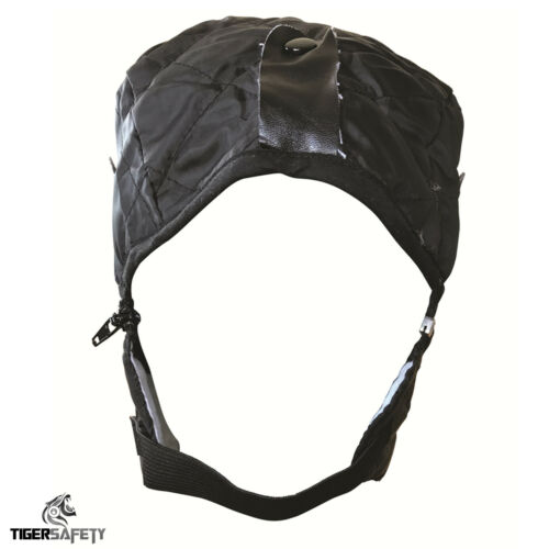 Proforce HP16 Black Zero Hood Thermal Insulated Winter Cap For Hard Hat Warm