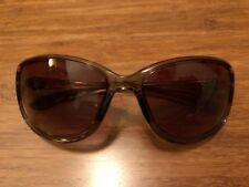 fc8e7d388f596 Oakley Womens Cohort Sunglasses Sepia dark Brown Gradient One Size ...