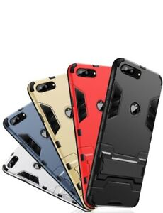 Mobile Cases Bracket Shell Strong Phone Cover For iPhone X Xr Xs 5 5s 8 7 6 6s