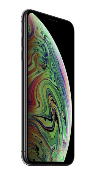 apple iphone xs max 64gb space grey unlocked a2101. Black Bedroom Furniture Sets. Home Design Ideas