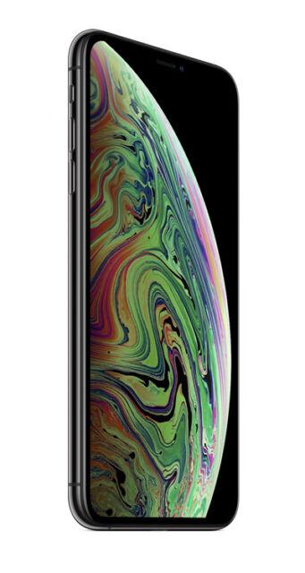 Apple iPhone XS Max - 256GB - Space Grau (Ohne Simlock) A2101 (GSM)