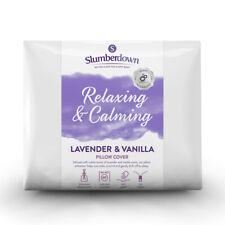 Slumberdown Relaxing Lavender & Vanilla Pillow Protector 2 Pack - RRP £12.99