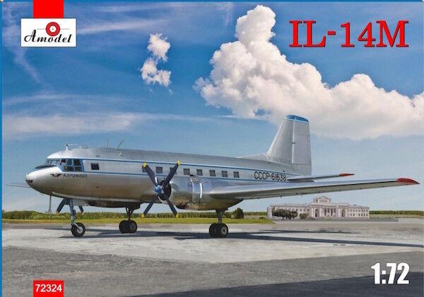 Amodel 1 72 Ilyushin IL-14M