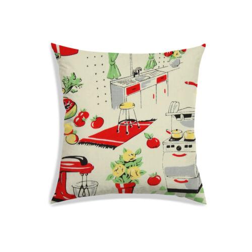 Cuisine Housse de Coussin Doux Satin Beige Chambre Canapé Couch Pillow Case Cover