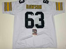 Dermontti Dawson Signed Pittsburgh Steelers Jersey for sale online ...