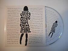 JULIEN CLERC : LA JUPE EN LAINE [ CD SINGLE PORT GRATUIT ]