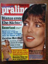 Praline Magazin 1981/33, vom 06.08.1981, Brooke Shields, Dallas Pam