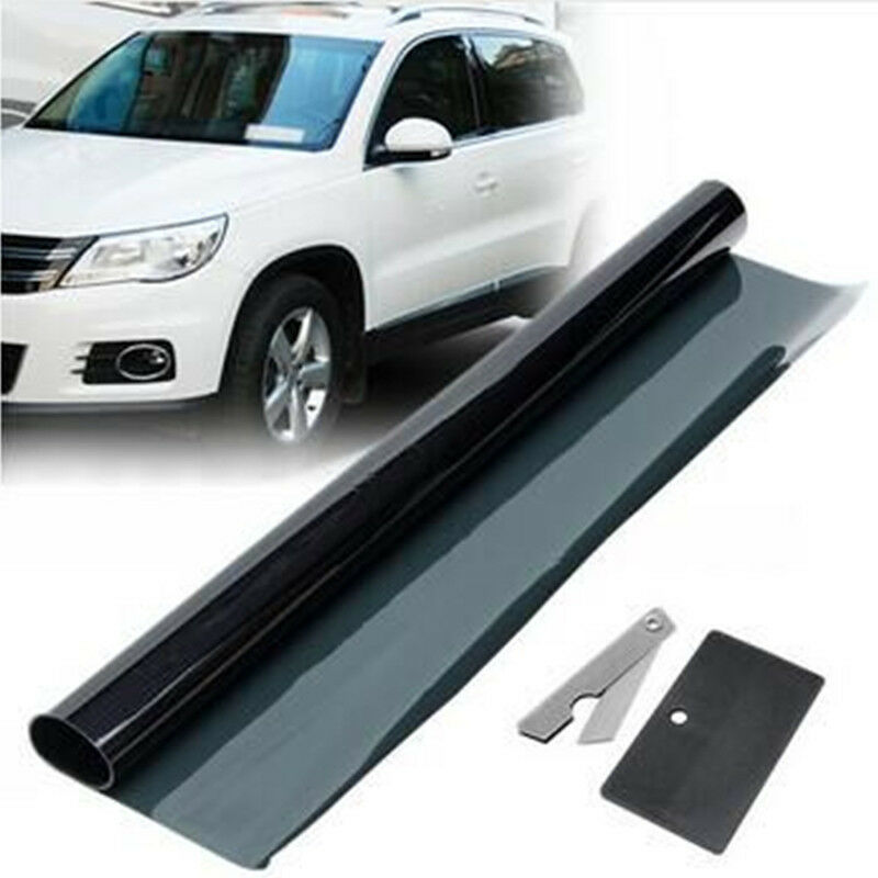 50300cm car window tint film 15 black for car window glass sun shade sticker