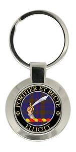 Elliott-Clan-Ecossais-Porte-Cles