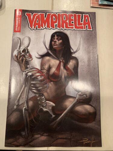 VAMPIRELLA #13 NM//M COVER A PARRILLO DYNAMITE 9//09 2020