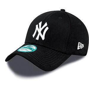 Caricamento dell immagine in corso New-Era -nero-NY-Yankees-ESSENZIALE-9Forty-Cappello- c95691fecc0d