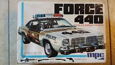 VintageDodge Monaco FORCE 440 Factory Sealed MPC 1/25th Scale Model Car Kit