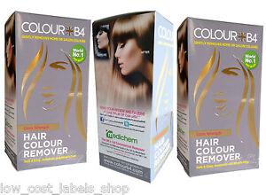 Colour b4 extra strength ammonia free hair dye colour remover 3 image is loading colour b4 extra strength ammonia free hair dye solutioingenieria Choice Image
